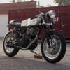 Мотоцикл Yamaha SR500 «The Venice» мастерской DEUS