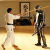 Учёные создали защитный костюм ниндзя для бойцов ММА