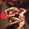 Swoosh Art: Эксперименты по объединению библейских сюжетов и легендарного логотипа