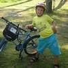 7-летний велосипедист доехал из Швеции до Германии