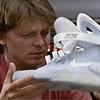 Компания Nike выпустила кроссовки из картины «Назад в будущее»