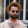 Группа «Тату»: татуировки на мужчинах