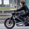 В Нью-Йорке прошла презентация электрического Harley-Davidson