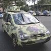 В Германии полиция задержала автомобиль-танк