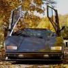 Американец за 17 лет собрал у себя в подвале реплику Lamborghini Countach