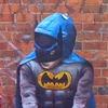 Герои комиксов в работах граффити-художников