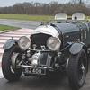 Британец выставил на продажу Bentley с двигателем от истребителя