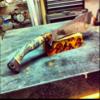 Ручная работа: Самодельный нож для разделывания мяса Biltsharp