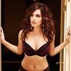 Актриса и модель Келли Брук снялась в рекламе собственной линейки нижнего белья