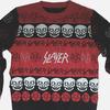 Группа Slayer выпустила рождественский свитер