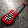 Мастерская Harrison Custom Guitar представила гитару Alfa Romeo