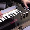 Японский дизайнер установил на улице огромный синтезатор