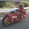Японский инженер разработал точную копию мотоцикла из аниме «Акира»