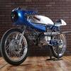 Мастерская Air-Tech Streamlining собрала новый мотоцикл на базе Suzuki Stinger