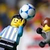 Малайзиец воссоздал исторические моменты футбольных чемпионатов из LEGO