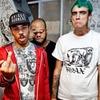 Басист Trash Talk сбил пивной банкой дрон, снимавший их концерт