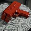 В продажу поступила «денежная пушка» для стрип-клубов