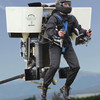 Новозеландский инженер спроектировал летающий рюкзак