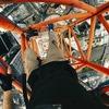 Австралийский экстремал забрался на 300-метровый строительный кран