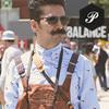 Детали: Репортаж с выставки мужской одежды Pitti Uomo. День первый