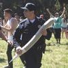 Американская полиция конфисковала «самый большой в мире косяк»