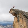 «Лучше действовать, чем ждать у моря погоды»: Как я прыгнул с сибирской скалы в вингсьюте
