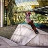 В Китае сняли видеоролик о местной скейт-культуре