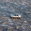Китаец предпочёл платному мосту переправу по замёрзшей реке