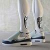 Как могли бы выглядеть кроссовки для гуманоидов?