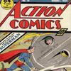 Старейшая обложка комикса о Супермене была продана за $287 000