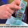 Телезритель украл биткоины у ведущего канала Bloomberg в прямом эфире