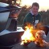 Британец приготовил индейку при помощи Lamborghini