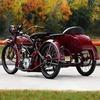На аукционе Bonhams выставлен на продажу мотоцикл Стива Маккуина Indian Big Chief 1923 года