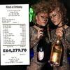 Двое русских туристов пропили в английском клубе 130 тысяч фунтов стерлингов