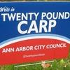 Карп из Мичигана решил баллотироваться в городской совет