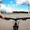Однорукого велосипедиста оштрафовали из-за отсутствия ручного тормоза