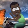 В «Южном парке» показали пародию на клип Канье Уэста «Bound 2»