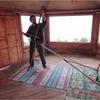 Музыкант создал акустический инструмент, звучащий как синтезатор