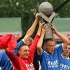 Бомжи России взяли бронзу на чемпионате мира по футболу