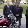 Король Иордании Абдалла II проедет по России на мотоцикле