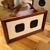Ручная работа: Портативная аудиосистема Elevate Woodworks