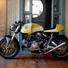 Мастерская Walt Siegl представила новый каферейсер на базе Ducati Monster 900