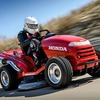 Honda собрала газонокосилку, разгоняющуюся до 188 км/ч