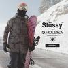 Марки Stussy и Holden выпустили совместную коллекцию одежды