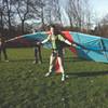 Голландский инженер Ярно Смитс разработал механические крылья, позволяющие людям летать