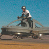 Американцы создали летающий мотоцикл в стиле «Звездных войн»
