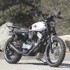 Мастерская Burly Brand представила скрэмблер на основе Harley-Davidson Sportster