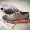 Марка Cole Haan выпустила новую модель брогов с подошвой кроссовок Nike Lunar