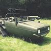 Англичанин переделал трехколесный автомобиль в боевой внедорожник