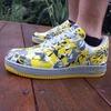 Что публикуют в Instagram кастомайзеры кроссовок, часть вторая